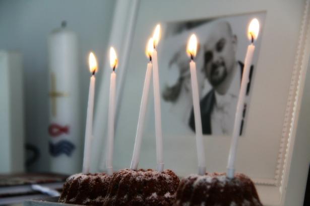 Geburtstagsfeierei oder die Kuchenschlacht